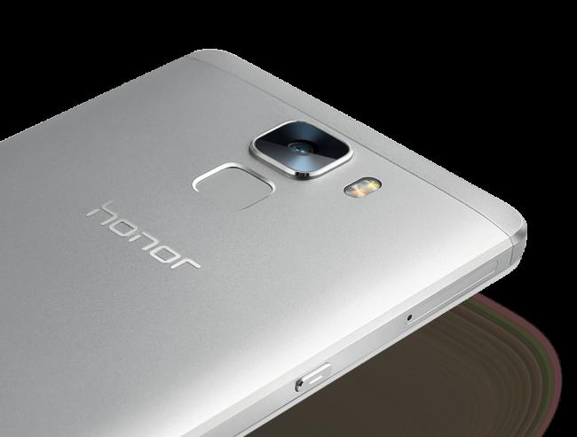Камеры Huawei Honor 7