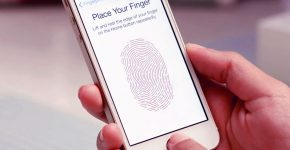 Обзор телефонов с отпечатками пальцев