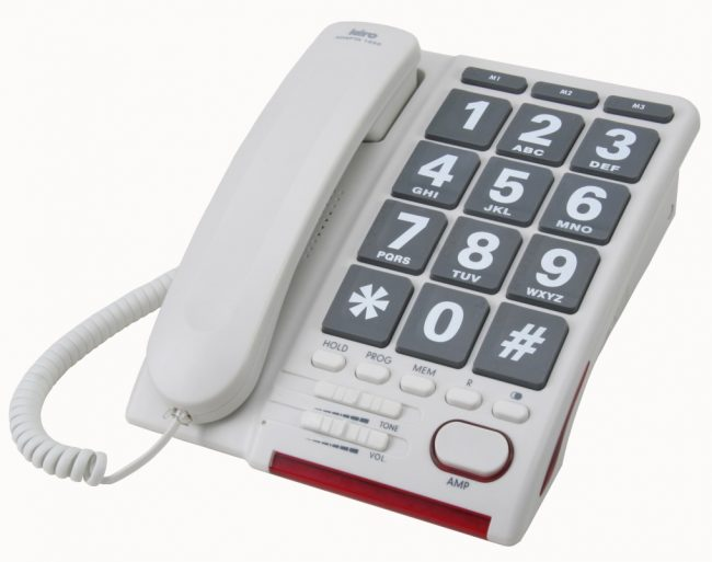 Телефон Слух TA-217