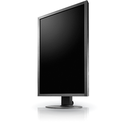 Монитор Eizo ColorEdge CS2420 - вид сбоку