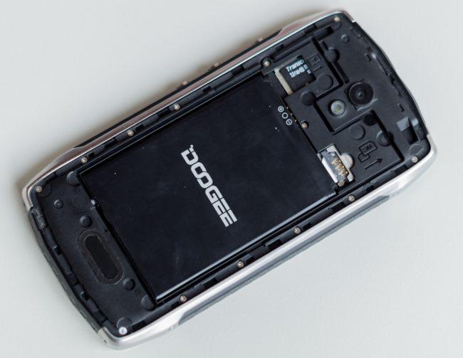Батарея Doogee T5 Lite