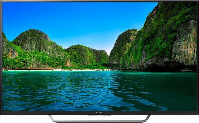 Smart телевизор Sony KD-65XD7505