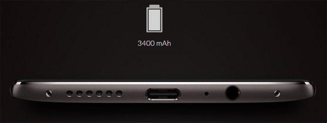Батарея OnePlus 3T