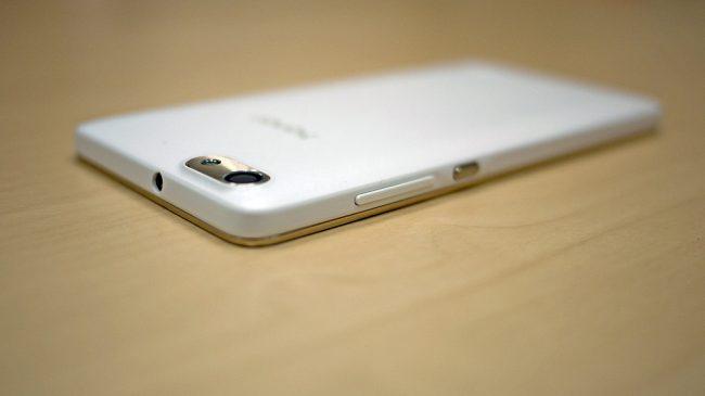 Основная камера смартфона Huawei Honor 4C с металлическим покрытием