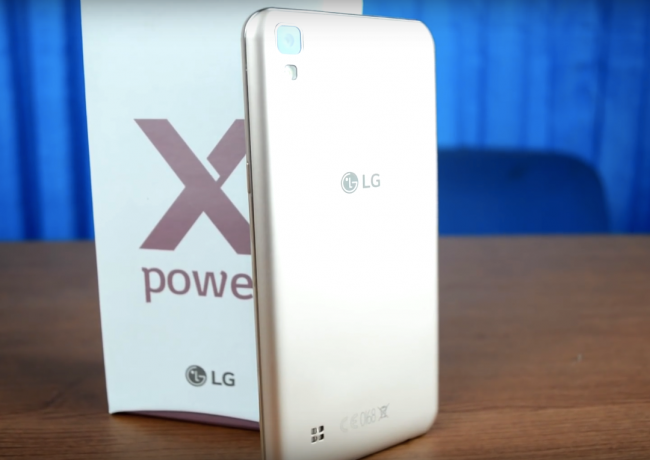 Динамик LG X Power K 220DS