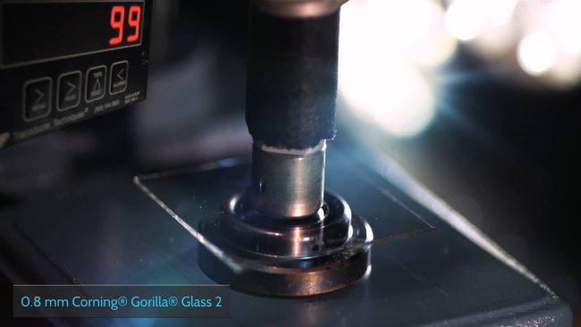 Второе поколение Gorilla Glass