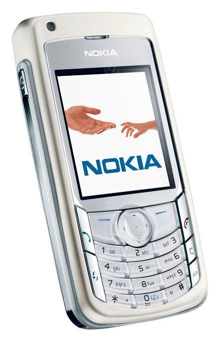 Обзор Nokia 6682RVI