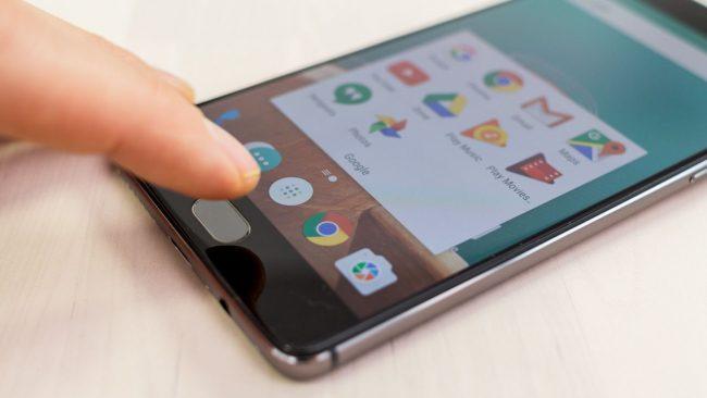 Сканер OnePlus 3T