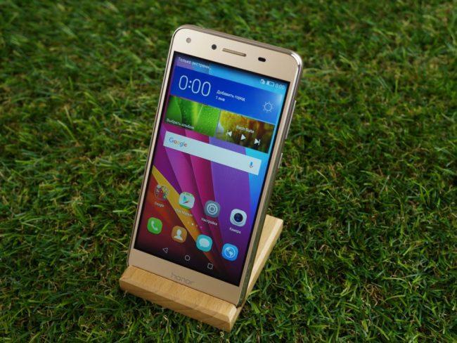 Дисплей Huawei Honor 5a