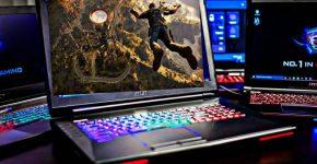 игровые ноутбуки 2017
