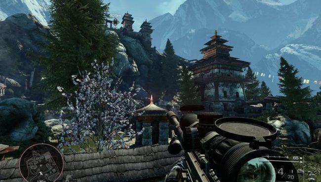 Игра Снайпер-2