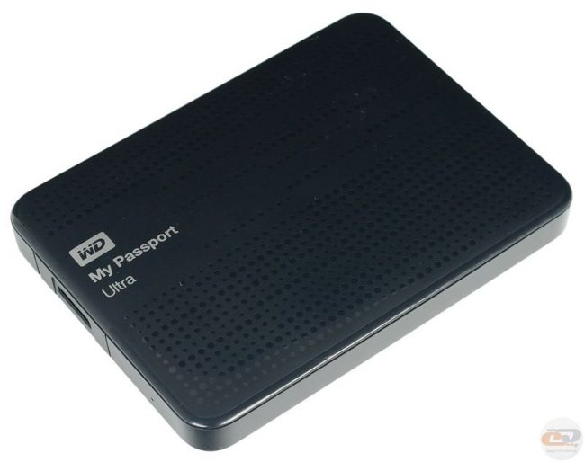 Внешний HDD Western Digital