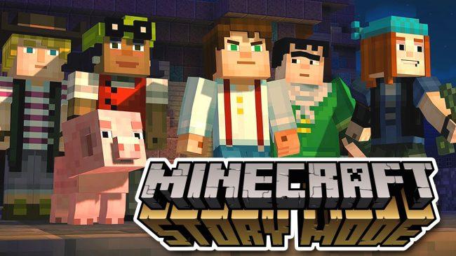 Стоит брать Minecraft Story Mode?