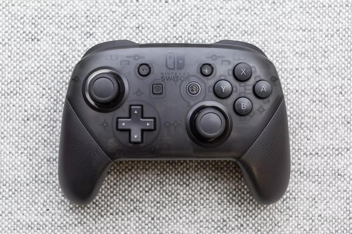 обзор Nintendo Switch