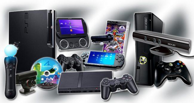 Выбираем игровые приставки