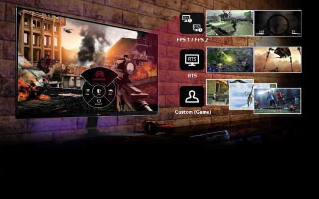 """LG Electronics 4K UHD 27"""" 27UD68-P"""