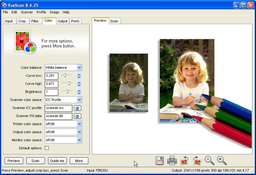 программы для сканирования Canon