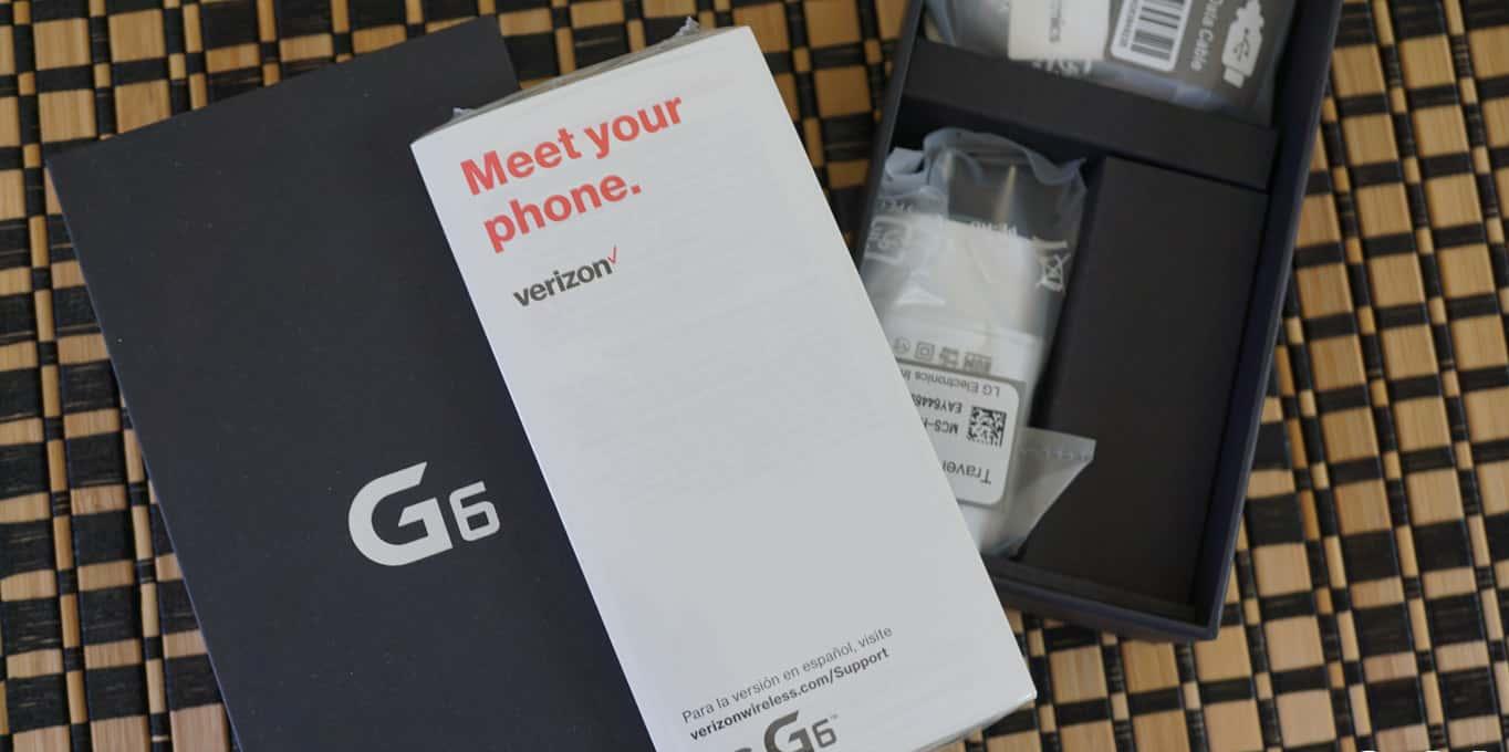 Телефон LG G6