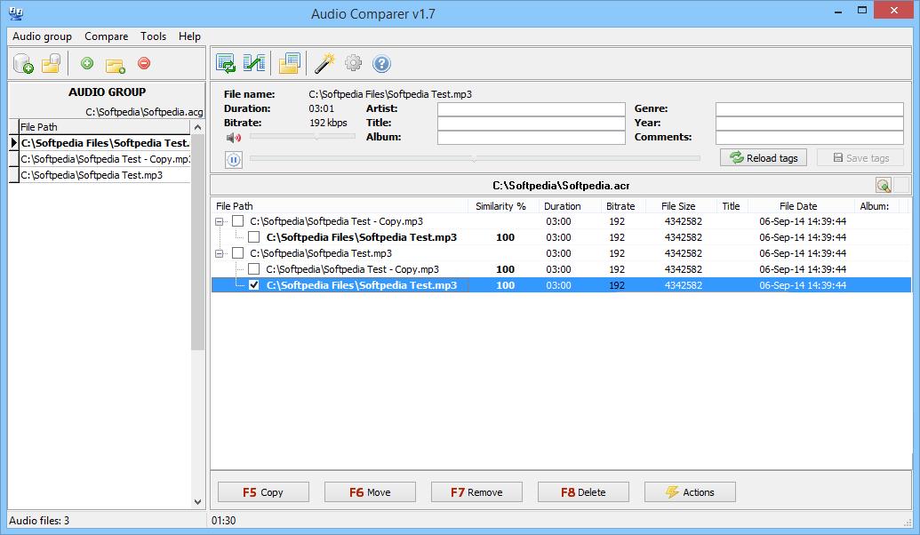 программа для поиска дубликатов файлов