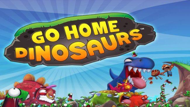 Игра Go Home Dinosaurs