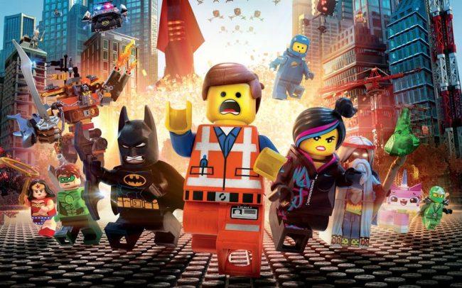 Игра LEGO Movie Videogame