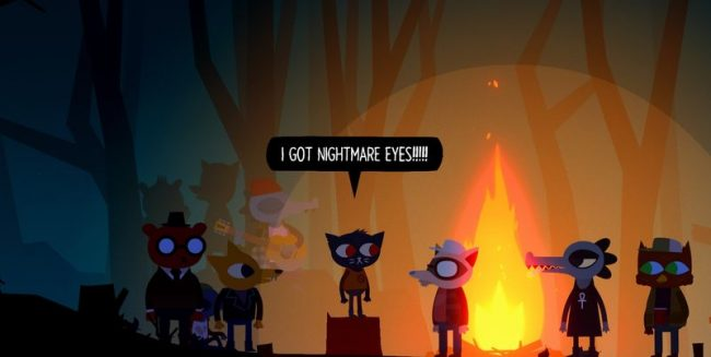 Игра Night in the Woods