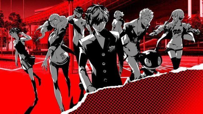 Игра Persona 5