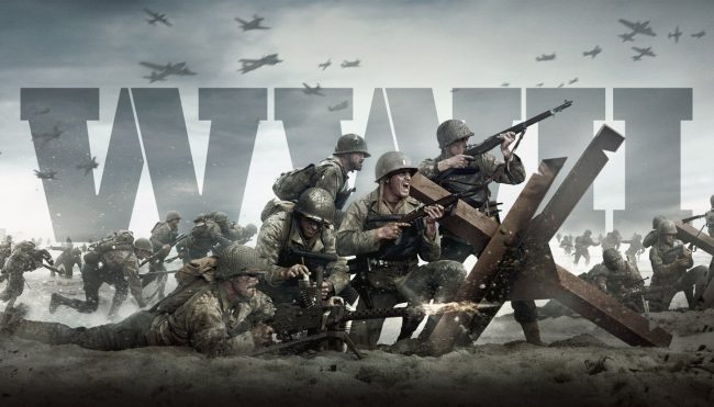 Что нужно, чтобы поиграть в Call of Duty WWII