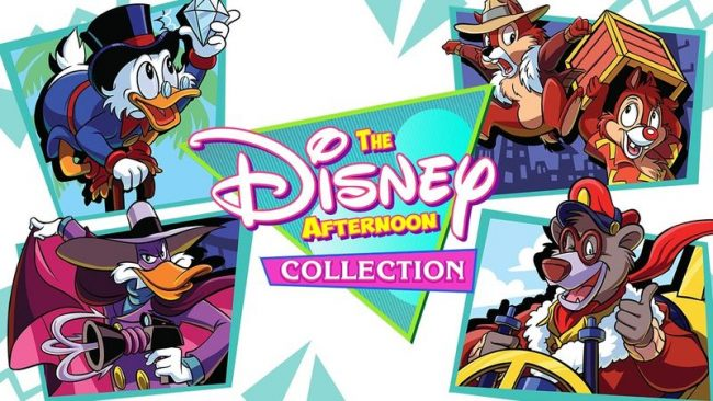 Игра The Disney Afternoon Collection