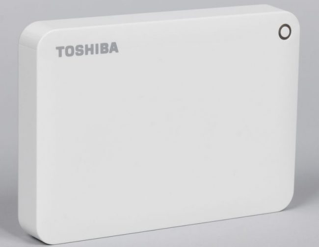 Внешний диск Toshiba Canvio Connect II 1 ТБ