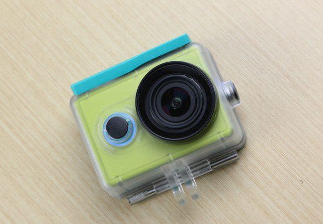 Дизайн камеры Xiaomi YI action camera