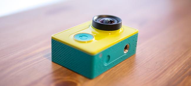 Зачем брать Xiaomi YI action camera