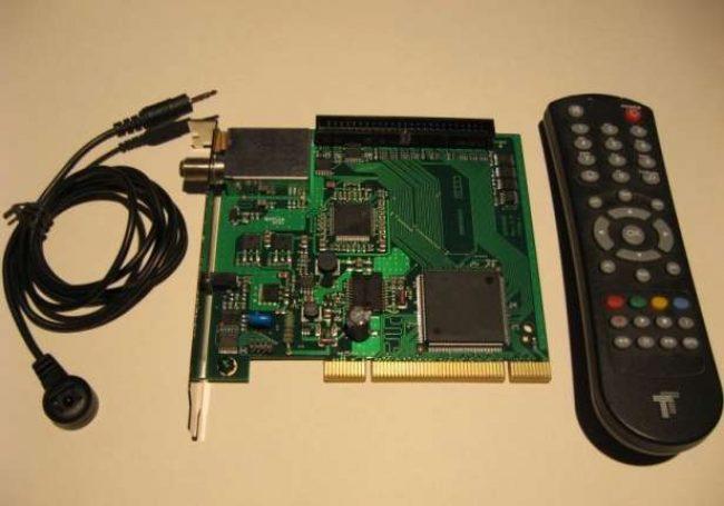 Обзор Technotrend TT - budget S2 - 3200 DVB - S/S2 PCI
