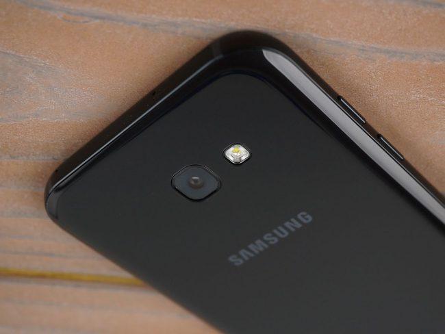 Камера Galaxy A5