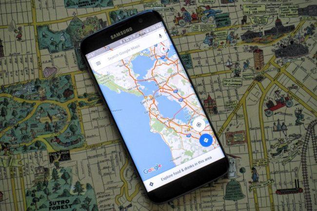 Как разобраться в картах Google
