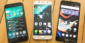 Телефоны с амолед