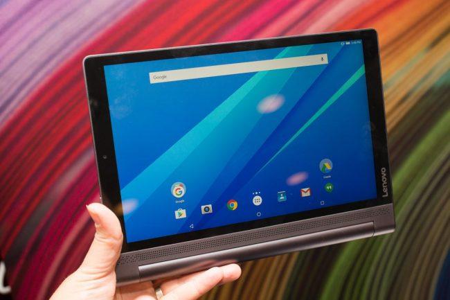 Обзор Lenovo Yoga Tablet 3