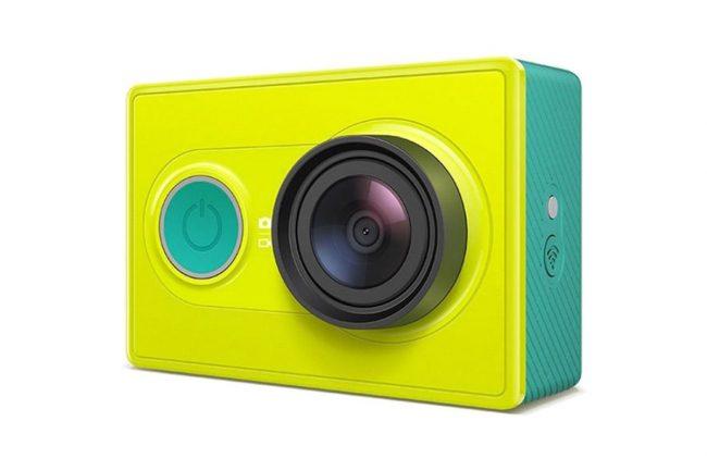 Экшн камера YI Basic Edition