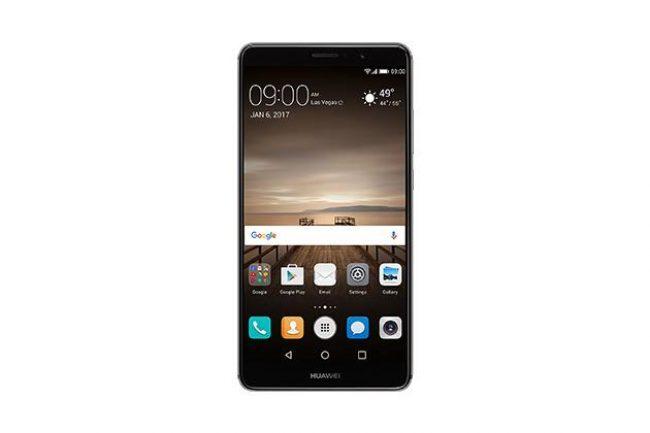 Внешний вид Huawei Mate 9