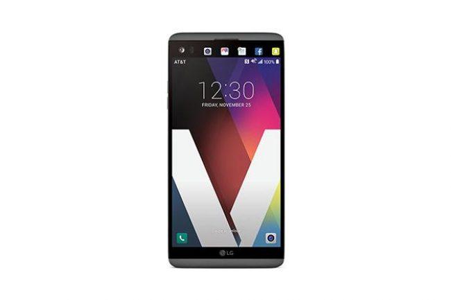 Внешний вид LG V20