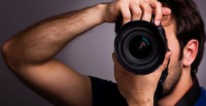 какой зеркальный фотоаппарат лучше?