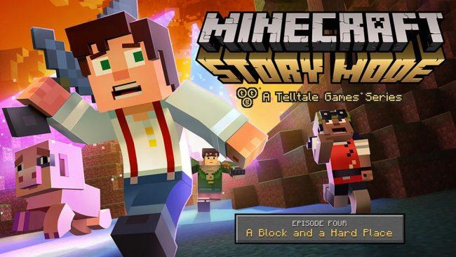 Дополнение Minecraft Story Mode