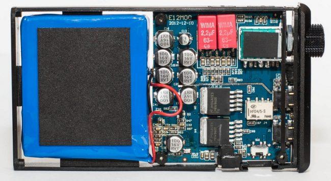 Звучание FiiO E12