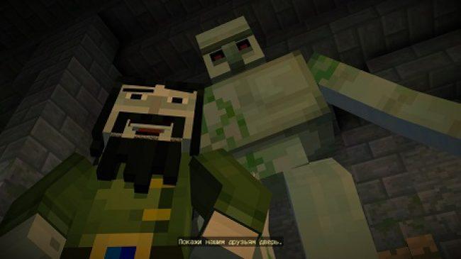 Эпизоды Minecraft Story Mode