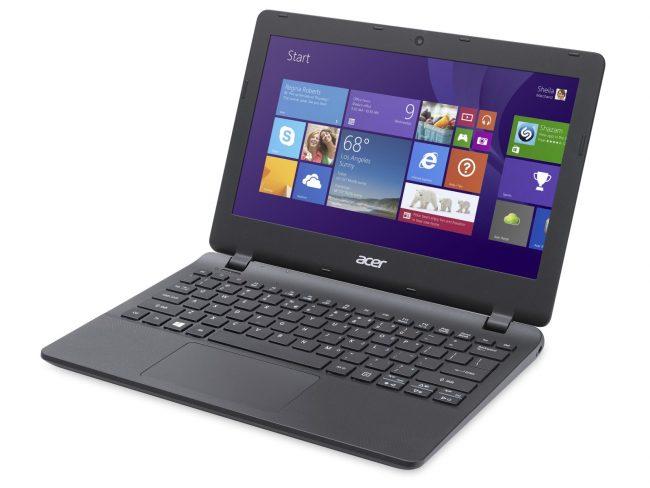 Обзор Acer ASPIRE ES1-131-C1NL