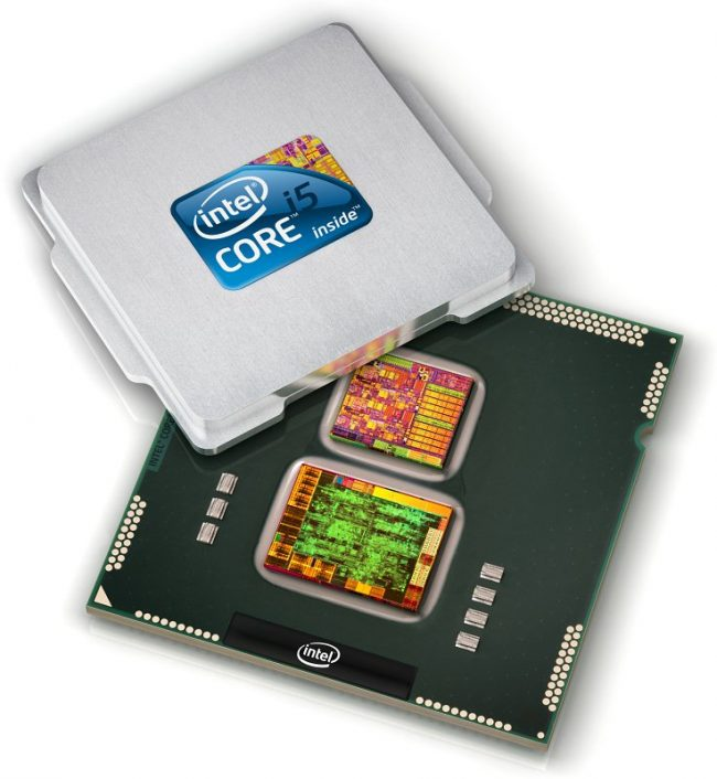 Графические процессоры от Intel