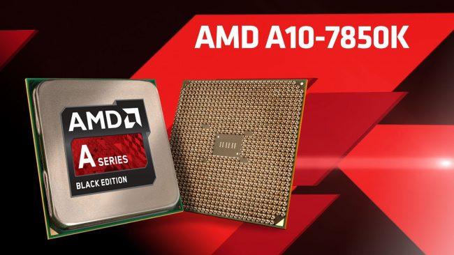 Графические процессоры от AMD