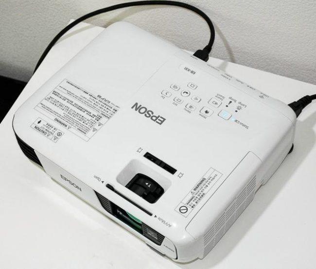 Звук Epson EB-X31
