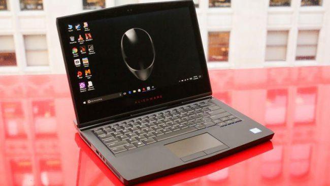 Обзор Alienware 13 R3