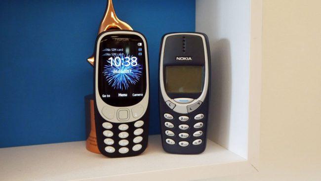 Стоит ли брать Nokia 3310 New?